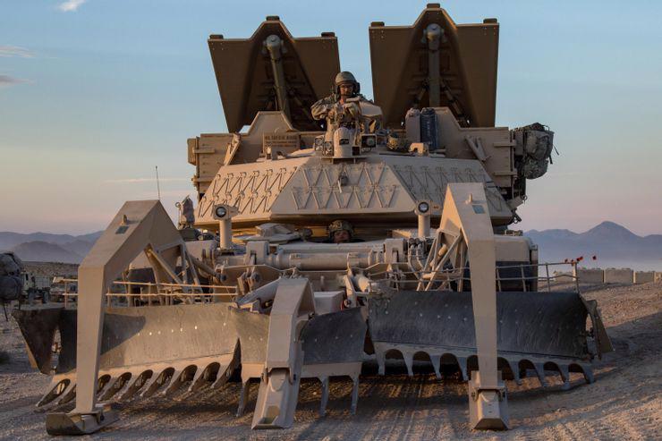 """Những """"siêu xe"""" đặc chủng không có đối thủ của quân đội Mỹ (P1) - Ảnh 9"""