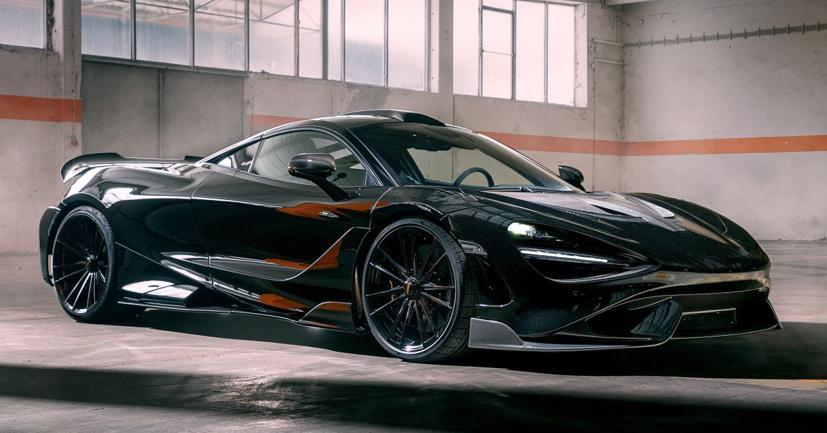 Chiêm ngưỡng bản độ đặc biệt siêu phẩm giới hạn McLaren 765LT  - Ảnh 2