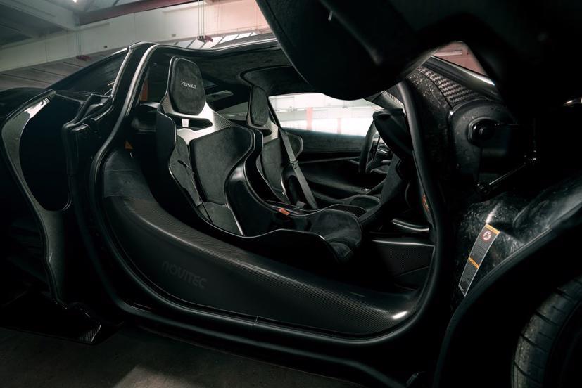 Chiêm ngưỡng bản độ đặc biệt siêu phẩm giới hạn McLaren 765LT  - Ảnh 3
