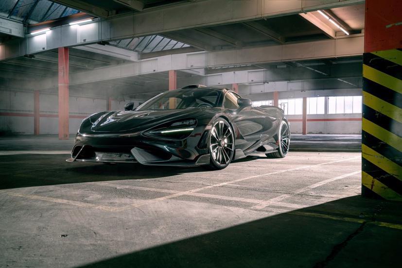 Chiêm ngưỡng bản độ đặc biệt siêu phẩm giới hạn McLaren 765LT  - Ảnh 8