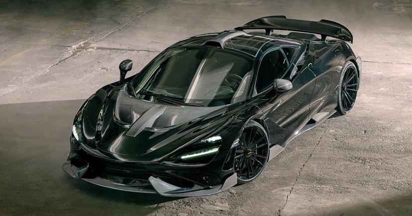 Chiêm ngưỡng bản độ đặc biệt siêu phẩm giới hạn McLaren 765LT  - Ảnh 1
