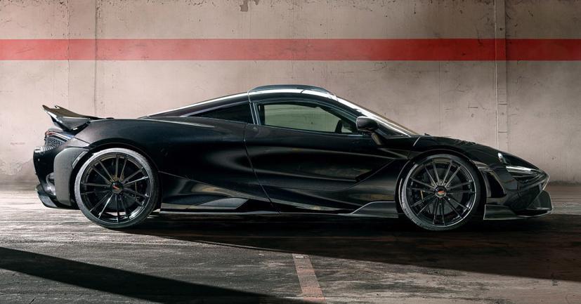 Chiêm ngưỡng bản độ đặc biệt siêu phẩm giới hạn McLaren 765LT  - Ảnh 5