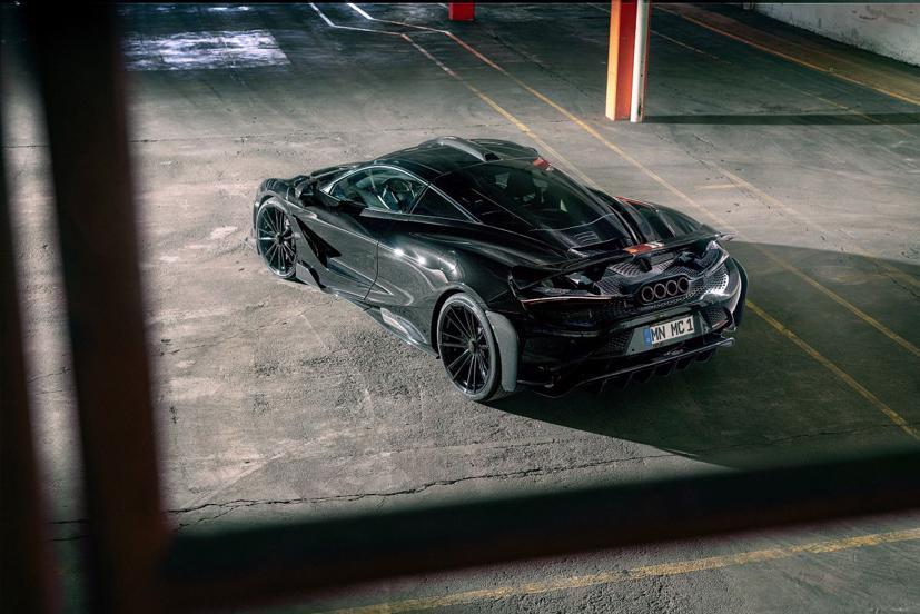Chiêm ngưỡng bản độ đặc biệt siêu phẩm giới hạn McLaren 765LT  - Ảnh 6