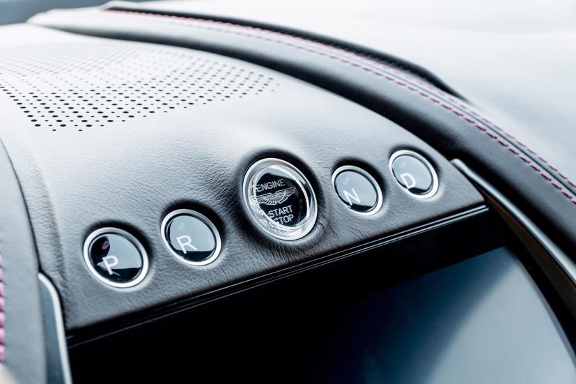 Aston Martin DBX - siêu SUV giá gần 16,7 tỷ đồng - Ảnh 11