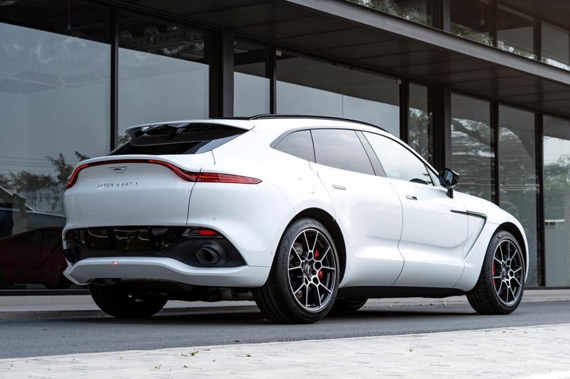 Aston Martin DBX - siêu SUV giá gần 16,7 tỷ đồng - Ảnh 5