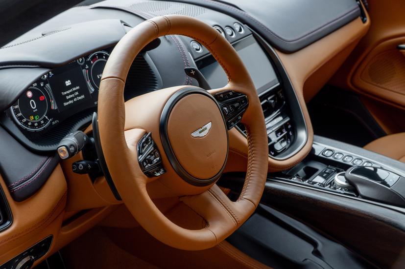 Aston Martin DBX - siêu SUV giá gần 16,7 tỷ đồng - Ảnh 8