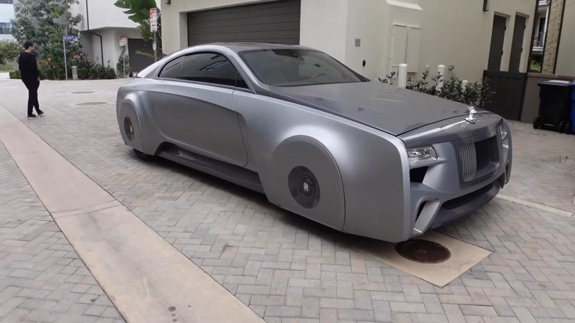 Ngắm chiếc Rolls-Royce lạ thường của Justin Bieber - Ảnh 7
