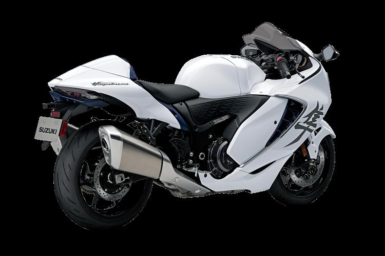"""Lộ diện """"thần gió"""" Suzuki Hayabusa 2022 - Ảnh 5"""