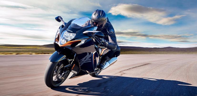 """Lộ diện """"thần gió"""" Suzuki Hayabusa 2022 - Ảnh 3"""