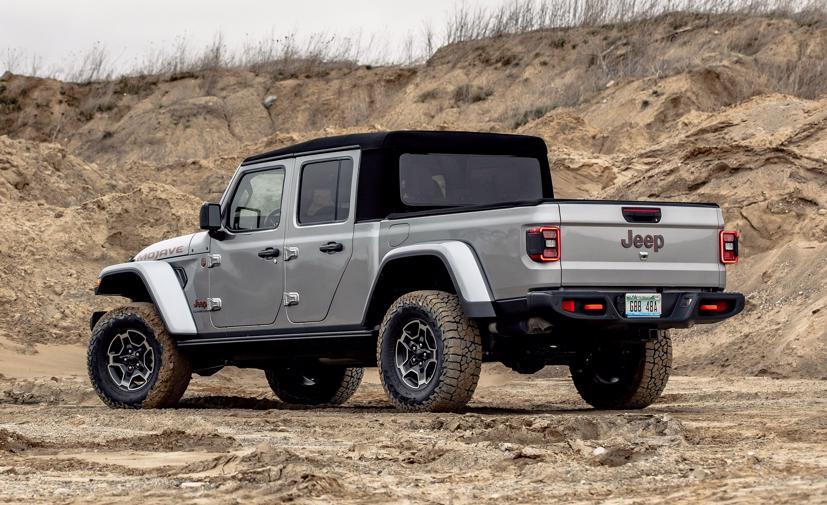 Jeep triệu hồi 43.000 xe vì lỗi ly hợp - Ảnh 1