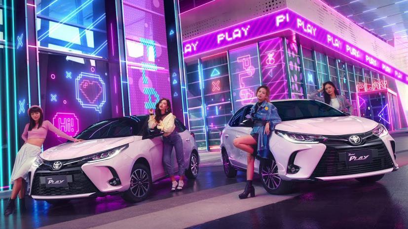 Toyota Vios 2021 ra bản giới hạn, chỉ sản xuất 1.500 xe - Ảnh 3