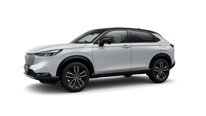 Honda HR-V 2021 chính thức ra mắt tại Nhật - Ảnh 2