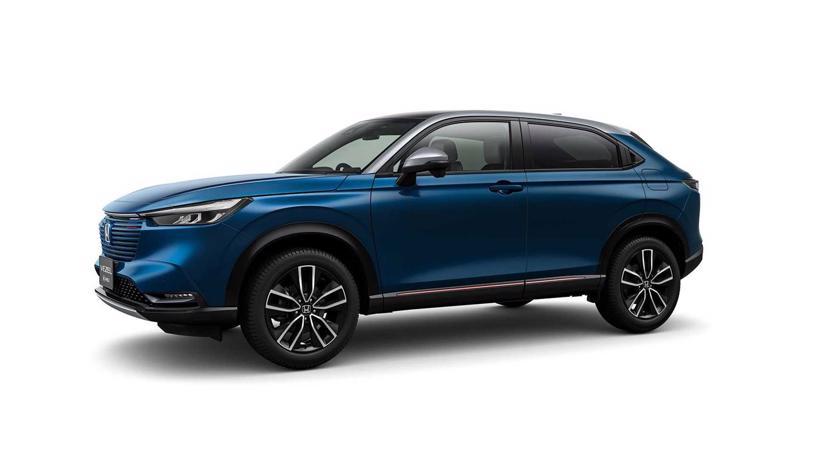 Honda HR-V 2021 chính thức ra mắt tại Nhật - Ảnh 10