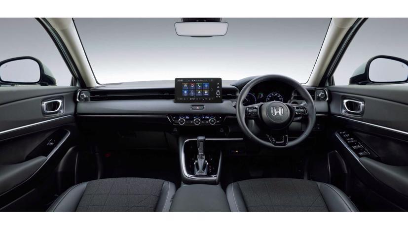 Honda HR-V 2021 chính thức ra mắt tại Nhật - Ảnh 4