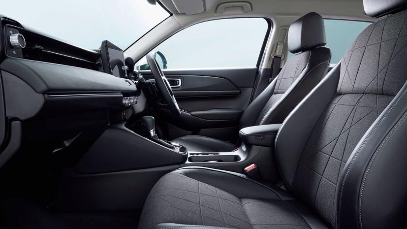 Honda HR-V 2021 chính thức ra mắt tại Nhật - Ảnh 5
