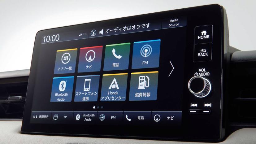Honda HR-V 2021 chính thức ra mắt tại Nhật - Ảnh 7