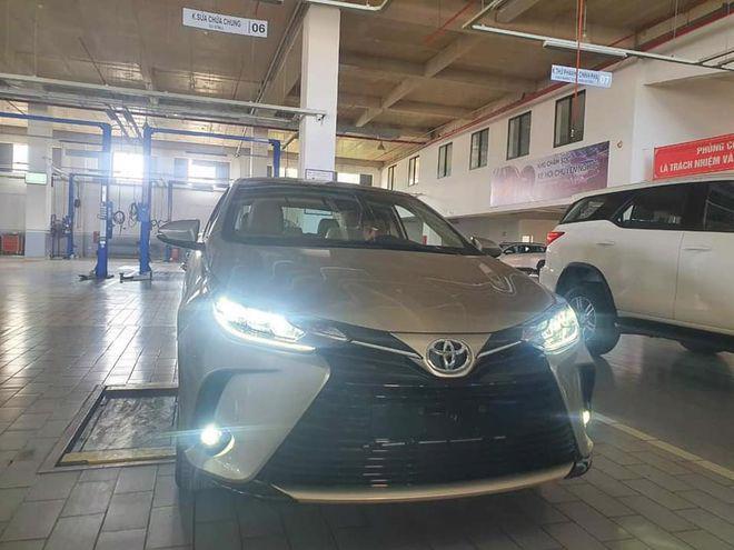 Toyota Vios được cho là đã có mặt tại các đại lý