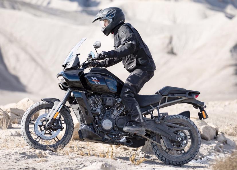 Cận cảnh chiến binh Harley-Davidson Pan America 1250 2021 - Bước đột phá mới - Ảnh 7