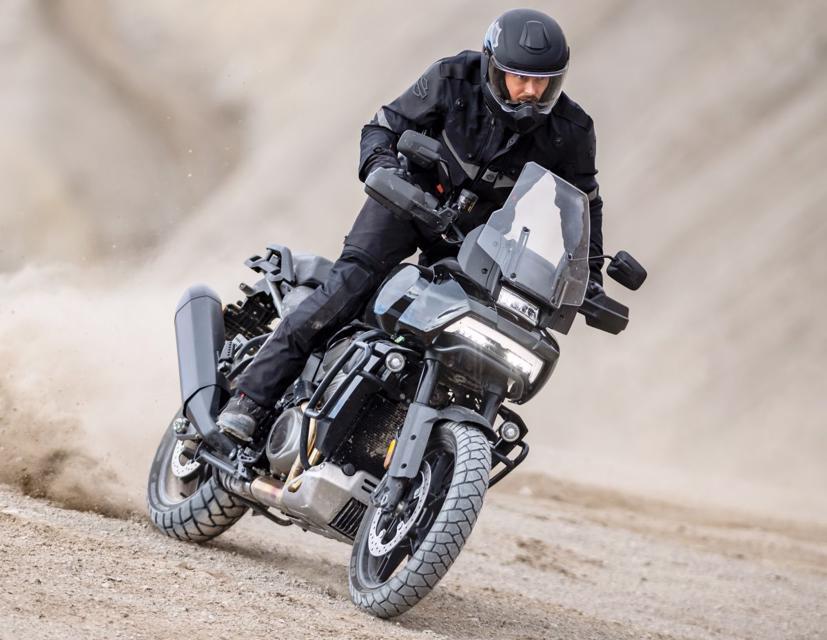Cận cảnh chiến binh Harley-Davidson Pan America 1250 2021 - Bước đột phá mới - Ảnh 6