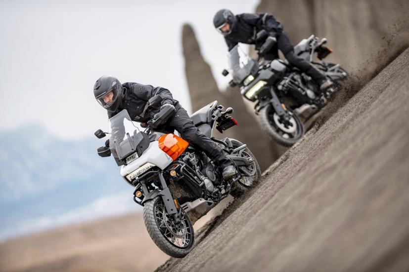 Cận cảnh chiến binh Harley-Davidson Pan America 1250 2021 - Bước đột phá mới - Ảnh 9