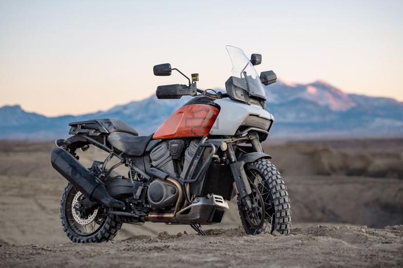 Cận cảnh chiến binh Harley-Davidson Pan America 1250 2021 - Bước đột phá mới - Ảnh 8