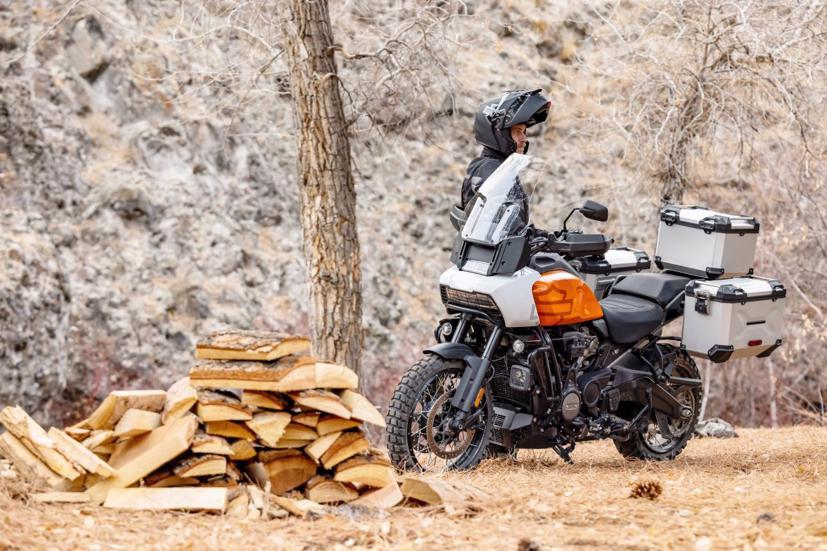 Cận cảnh chiến binh Harley-Davidson Pan America 1250 2021 - Bước đột phá mới - Ảnh 5