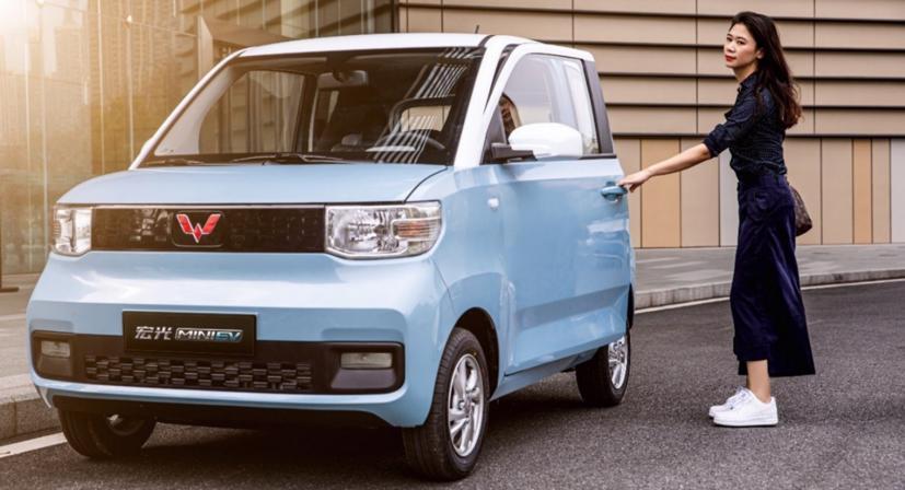 Ô tô điện mini Trung Quốc giá hơn 100 triệu đồng sẽ có bán ở Việt Nam? - Ảnh 1