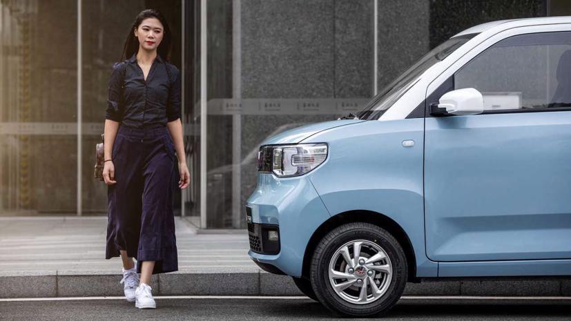 Ô tô điện mini Trung Quốc giá hơn 100 triệu đồng sẽ có bán ở Việt Nam? - Ảnh 2
