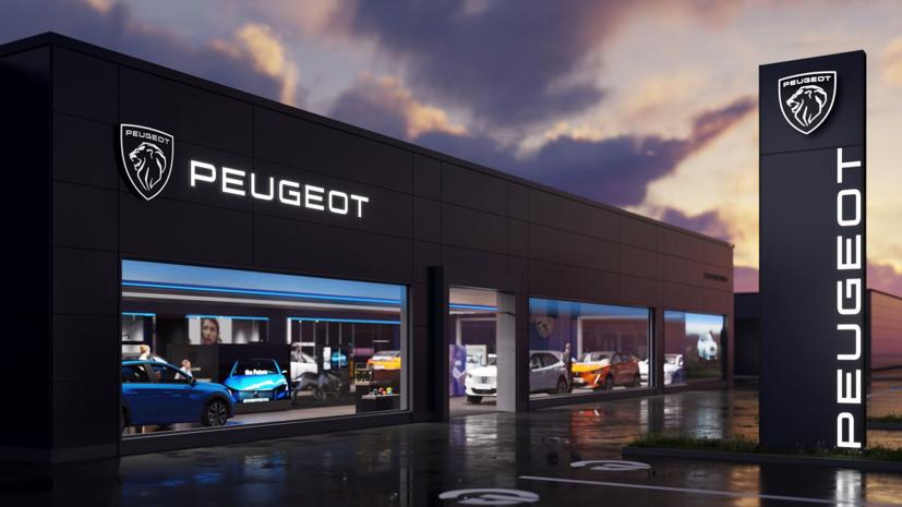 Cácđại lý trên toàn thế giới của Peugeot sẽ được đổi tên hoàn toàn vào năm 2023.