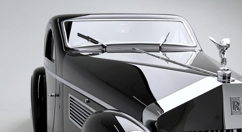 Chiêm ngưỡng siêu phẩm Rolls-Royce hiếm nhất thế giới - Ảnh 3