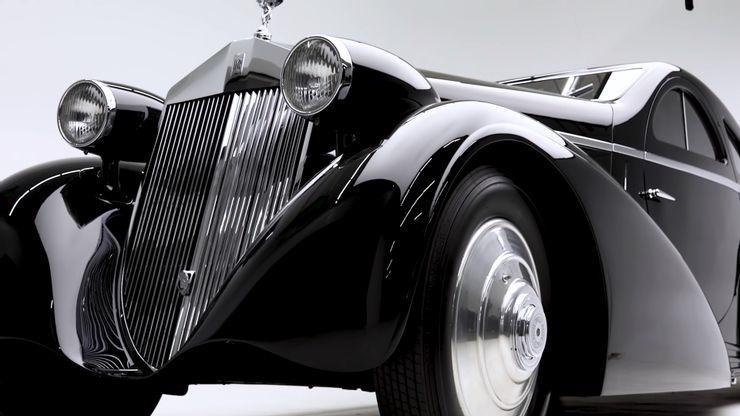 Chiêm ngưỡng siêu phẩm Rolls-Royce hiếm nhất thế giới - Ảnh 1