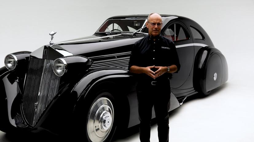 Chiêm ngưỡng siêu phẩm Rolls-Royce hiếm nhất thế giới - Ảnh 4