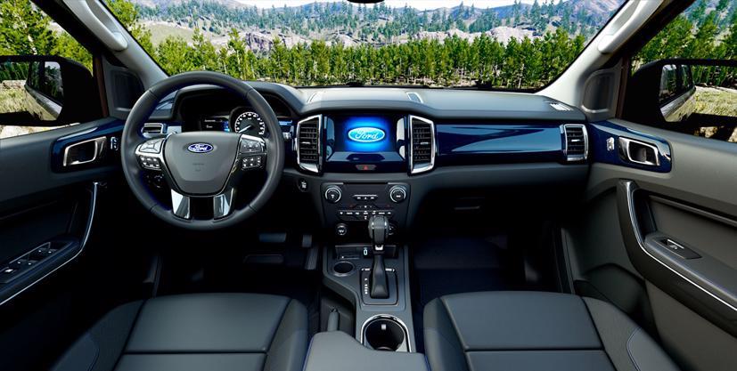 Ford Everest Sport mới ra mắt, giá 1,112 tỷ đồng - Ảnh 5