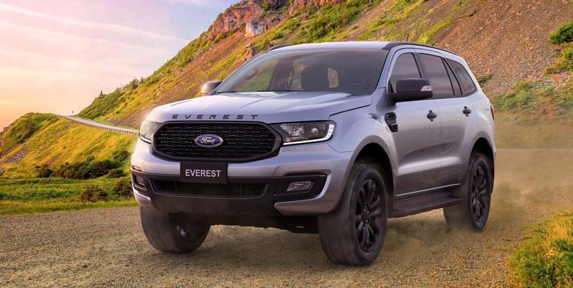 Ford Everest Sport mới ra mắt, giá 1,112 tỷ đồng - Ảnh 1