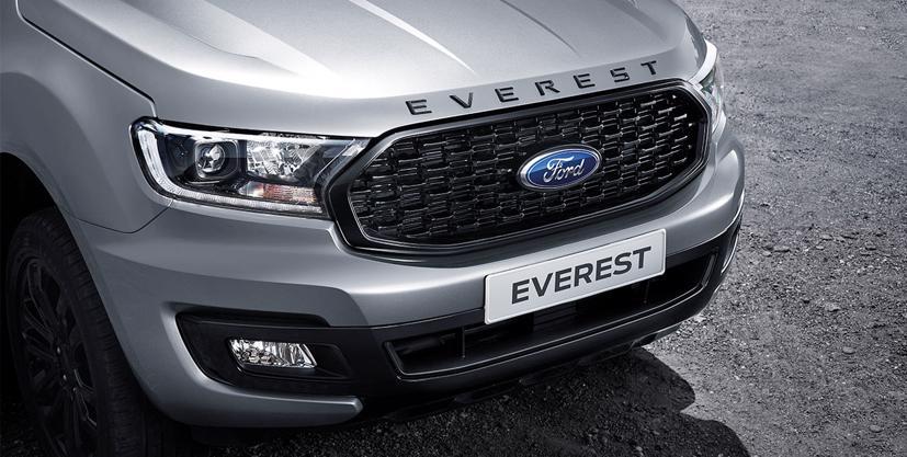 Ford Everest Sport mới ra mắt, giá 1,112 tỷ đồng - Ảnh 2