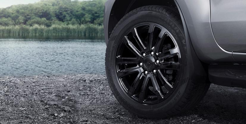 Ford Everest Sport mới ra mắt, giá 1,112 tỷ đồng - Ảnh 4
