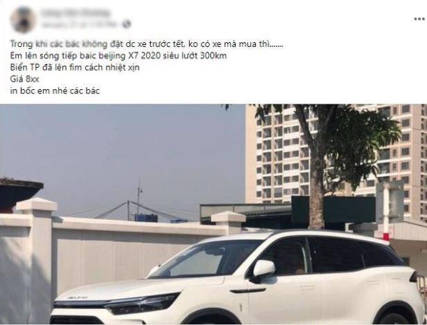 Nhiều chủ xe bán vội Beijing X7 chạy lướt, liệu có nên mua? - Ảnh 3