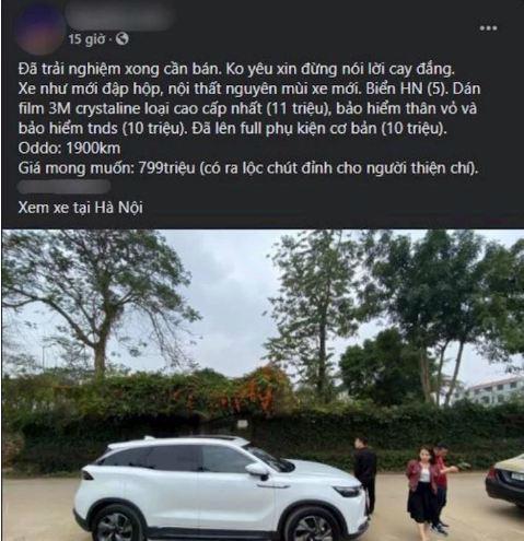 Nhiều chủ xe bán vội Beijing X7 chạy lướt, liệu có nên mua? - Ảnh 2