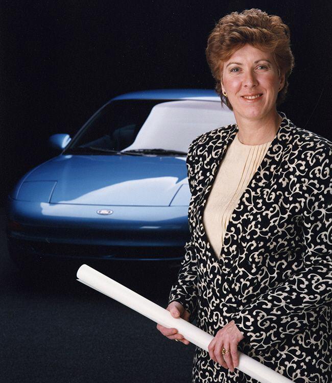 Những phụ nữ góp phần thay đổi ngành công nghiệp xe hơi - Ảnh 7