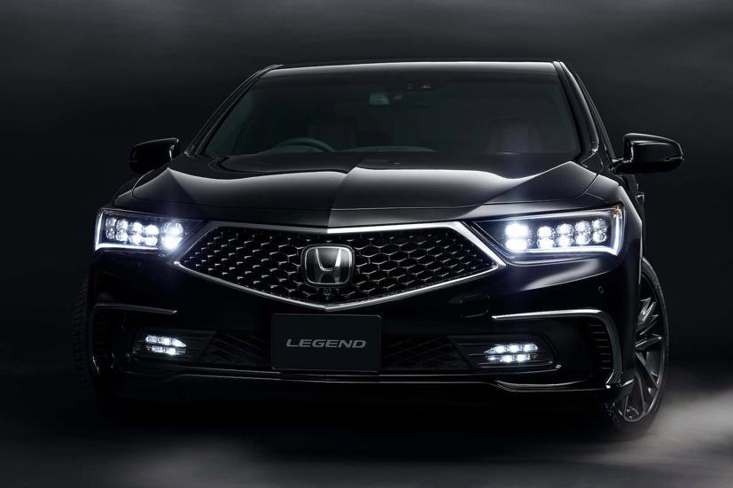Mẫu xe sedan Legend của Honda sẽ là mẫu xe đầu tiên áp dụng công nghệ tự lái cấp độ 3 này và chỉ bán duy nhất ở Nhật Bản
