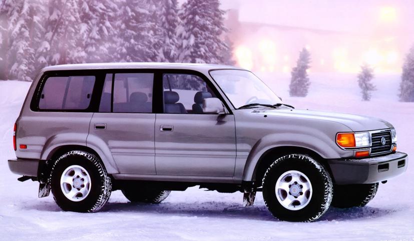 5 mẫu xe Toyota đáng tin cậy nhất mọi thời đại - Ảnh 1