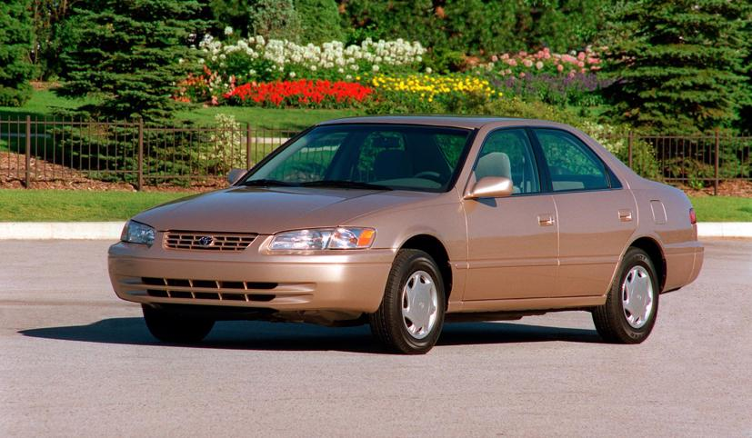 5 mẫu xe Toyota đáng tin cậy nhất mọi thời đại - Ảnh 2