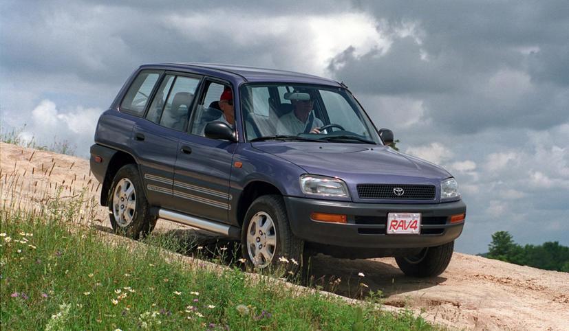 5 mẫu xe Toyota đáng tin cậy nhất mọi thời đại - Ảnh 4