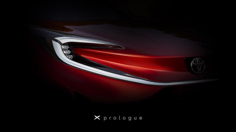 Toyota nhá hàng mẫu xe ô tô điện sắp ra mắt vào tuần tới - Ảnh 2