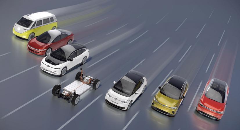 Volkswagen tham vọng sẽ có được vị trí dẫn đầu thị trường xe điện thế giới vào năm 2025.