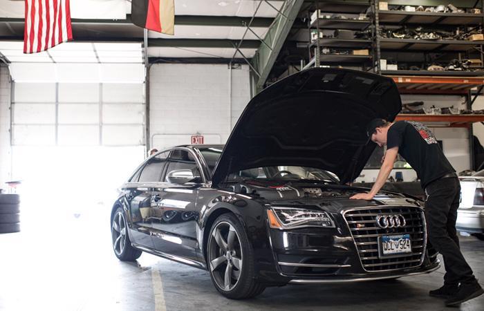 6 lời khuyên chăm sóc xe đúng cách cho những chủ xe Audi - Ảnh 3