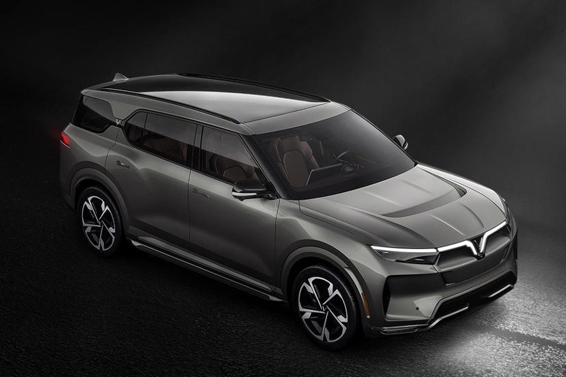 SUV 7 chỗ cỡ lớn của VinFast sẽ cạnh tranh với mẫu xe nào? - Ảnh 1