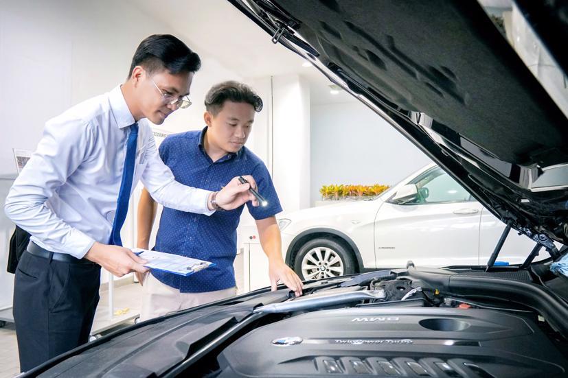 Khi gặp sự cố, chủ sở hữu xe BMW, MINI có thể liên lạc 24/24 giờ tất cả các ngày trong năm đến đường dây nóng của tổng đài RSA để được hỗ trợ tư vấn kỹ thuật và hướng dẫn khắc phục sự cố.