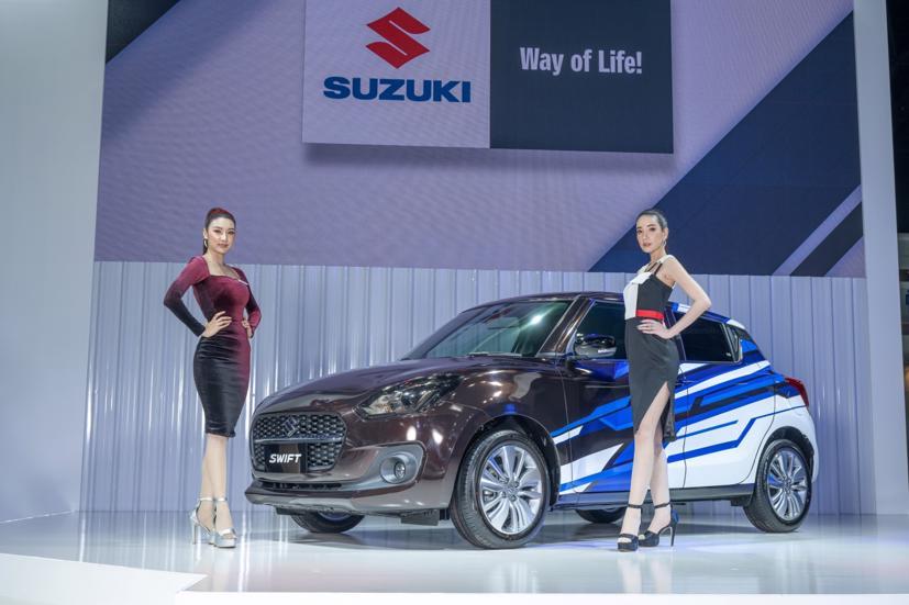 Ngắm dàn siêu mẫu cực nóng bỏng tại triển lãm Bangkok International Motor Show 2021 - Ảnh 13
