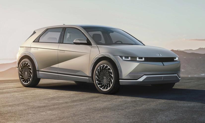 Không chỉ là xe điện, Hyundai Ioniq 5 còn có thể ... nấu cơm - Ảnh 1